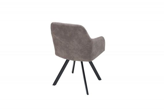 INTERIOR SPACE :: Dark grey chair FENICE