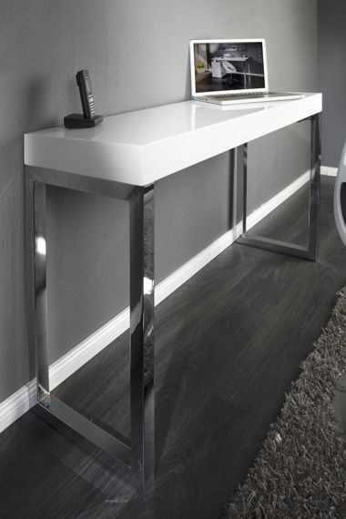 INTERIOR SPACE :: Desk / Console white Bottom