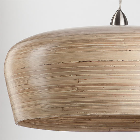 It's About RoMi :: Pendant Lamp Hanoi - natural