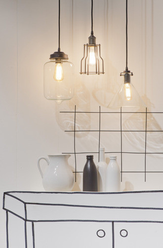 It's About RoMi :: Pendant Lamp RIGA