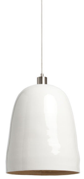 It's About Romi :: SAIGON bamboo lamp - White