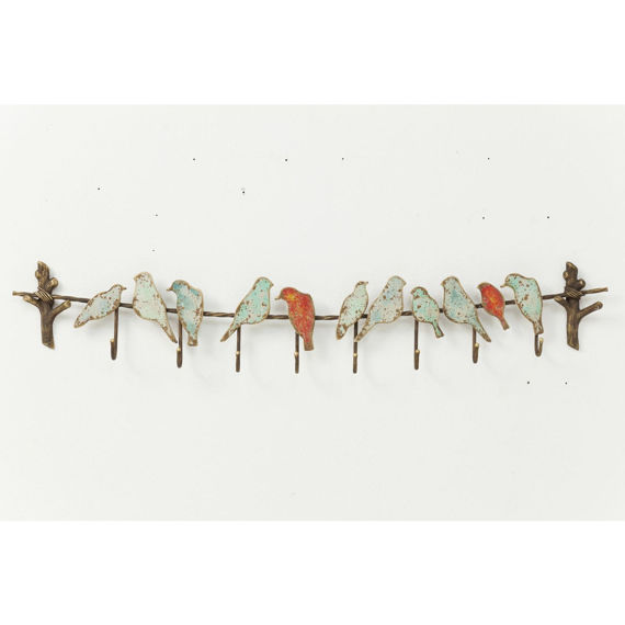 KARE Design :: Coat Rack Bird Party