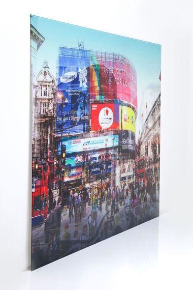 KARE Design :: Picture Glass Piccadilly Circus 120x16