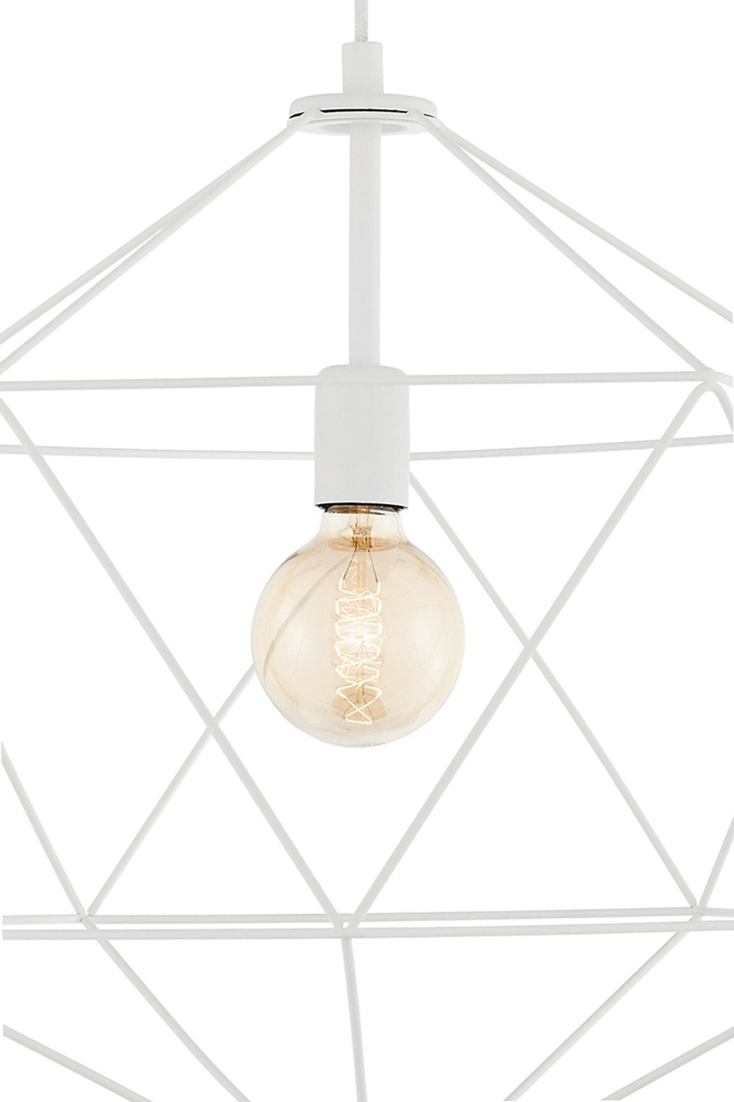 KASPA :: Hanging Lamp Wire L white