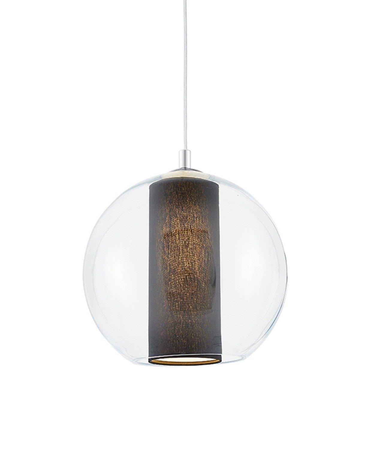 KASPA :: Pendant Lamp Merida M black