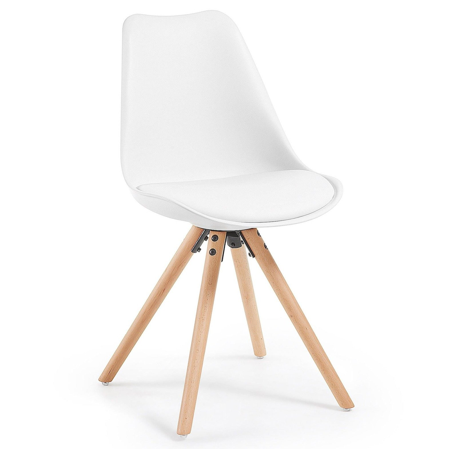LARS white chair