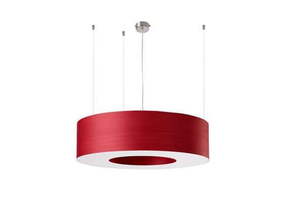 "LZF :: Ceiling Lamp Saturnia ""M"" 85x20 (color of your choice)"