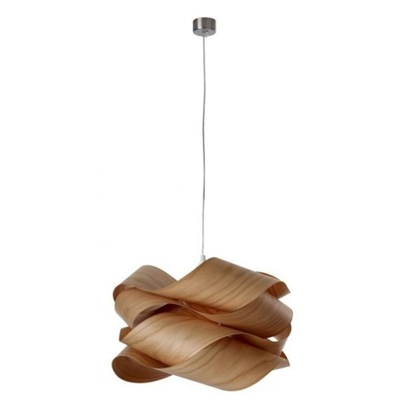 LZF :: Hanging Lamp Link small  46x28 (Cherry)