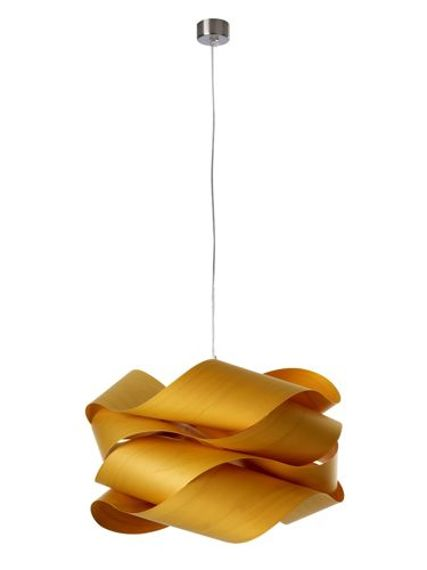 LZF :: Pendant Lamp Link small yellow 46x28