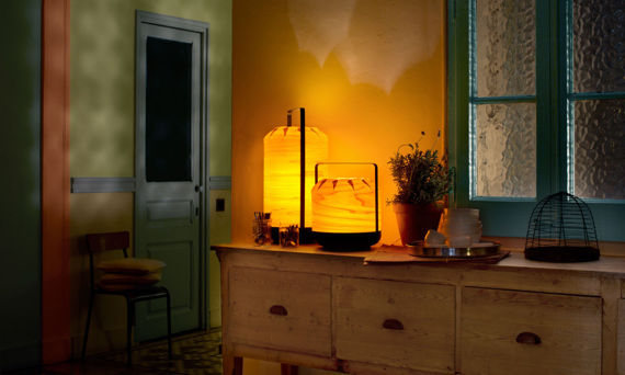 LZF :: Table Lamp Chou small High