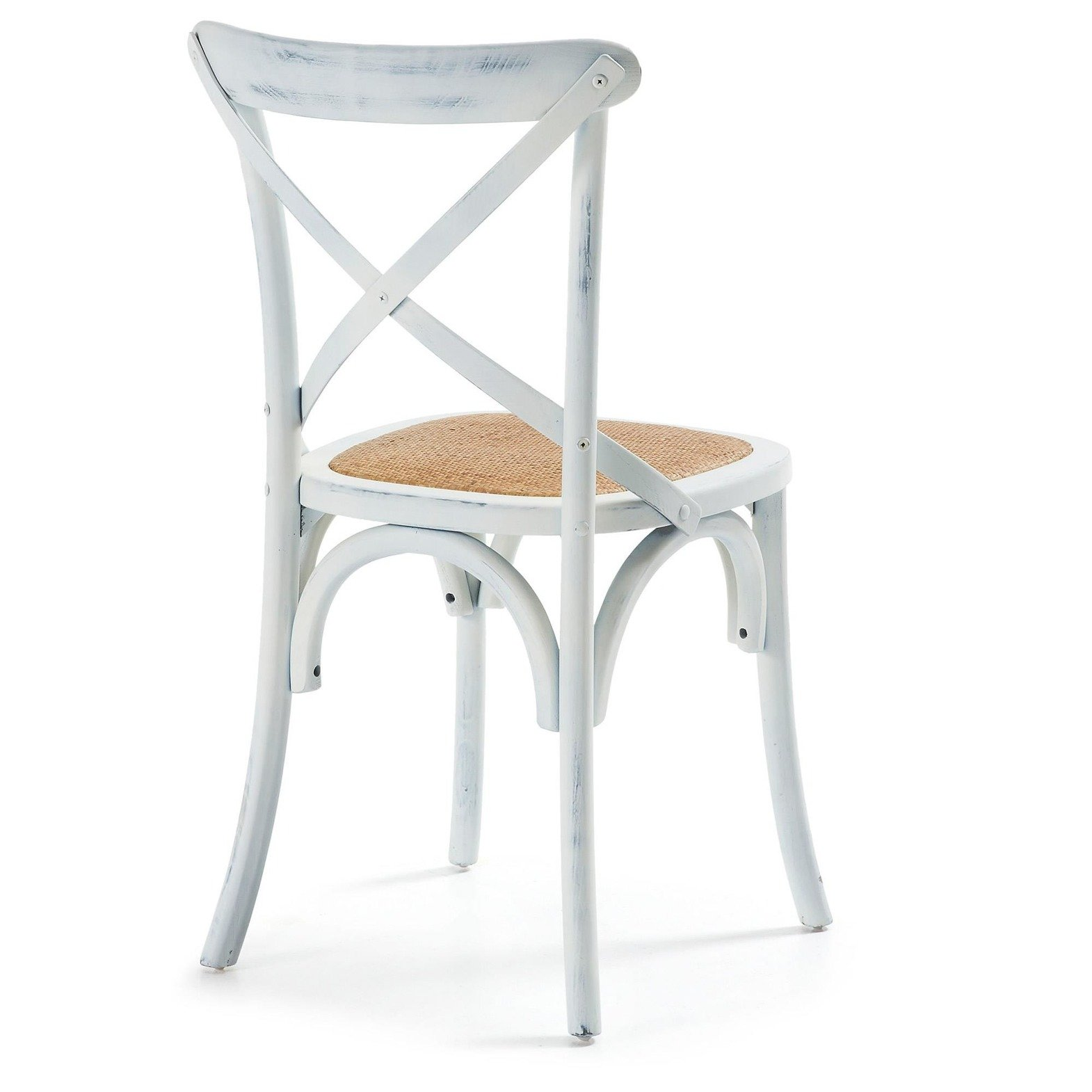 LaForma :: SILEA Chair wood white