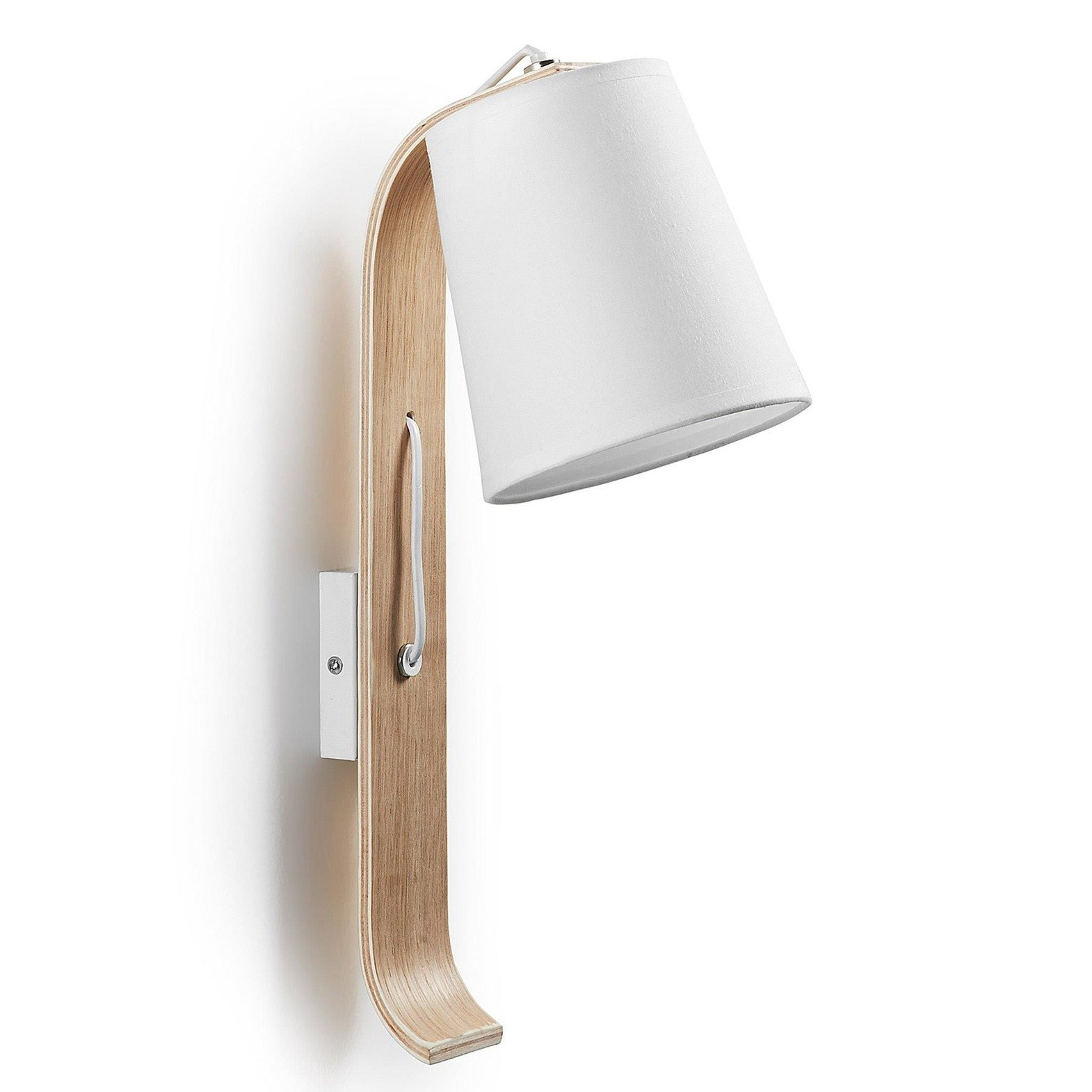 MERCY Wall lamp shade white