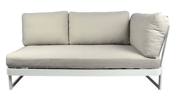 Miloo :: Sofa 2-seater right-sided Sue
