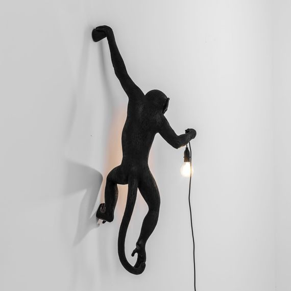 Seletti :: Wall lamp Monkey Hanging Outdoor