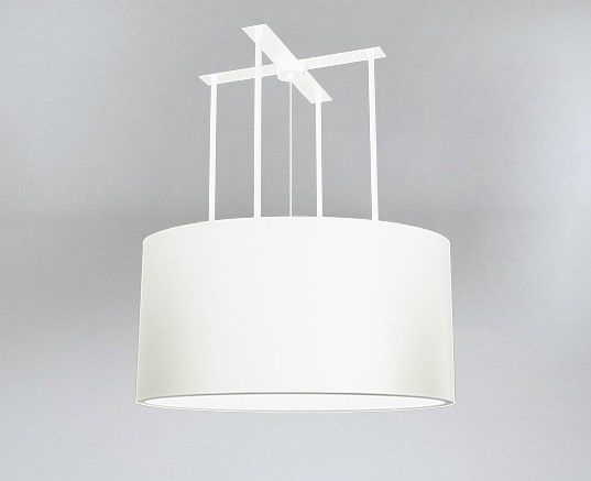 Shilo :: BONAR Hanging Lamp - white