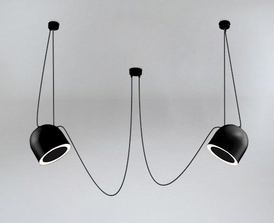 Shilo :: DOBO Hanging Lamp 2 black