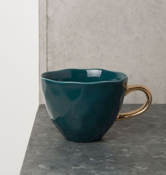 Urban Nature Culture :: Good Morning Cup - turquoise