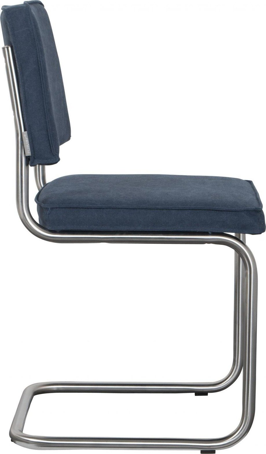 Zuiver :: Chair RIDGE BRUSHED VINTAGE blue