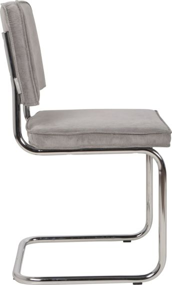 Zuiver :: Chair Ridge Kink Rib gray