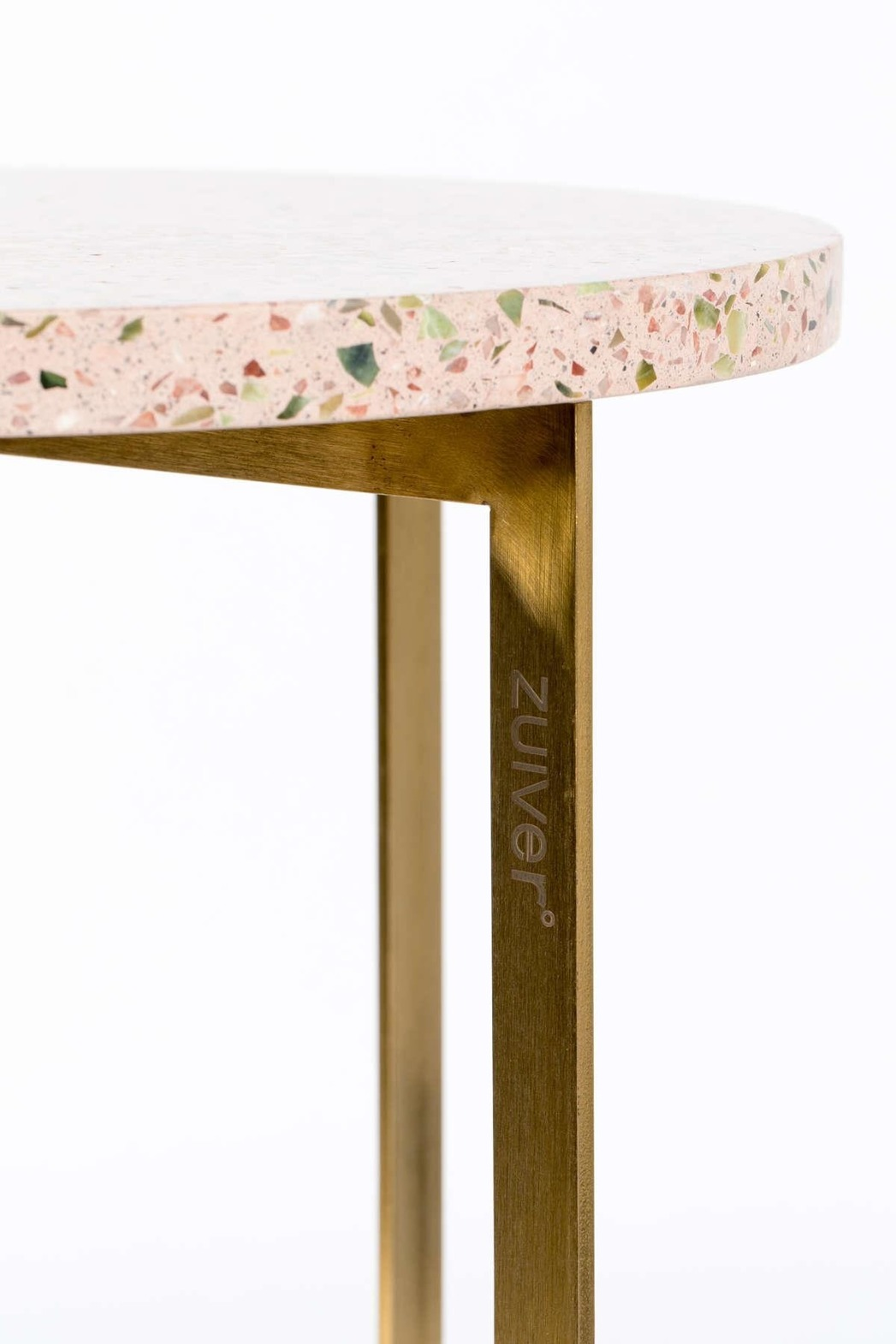 Zuiver :: LUIGI round table pink