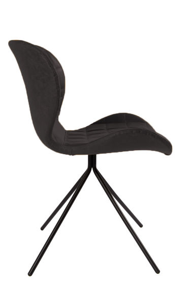 Zuiver :: OMG Chair LL Black
