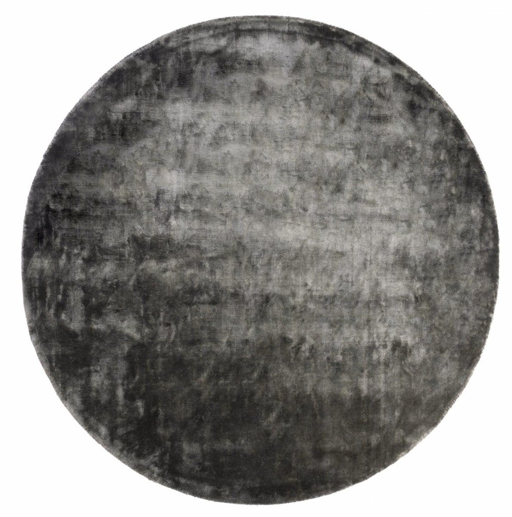 Carpet Decor :: Round carpet Aracelis Steel Gray 200