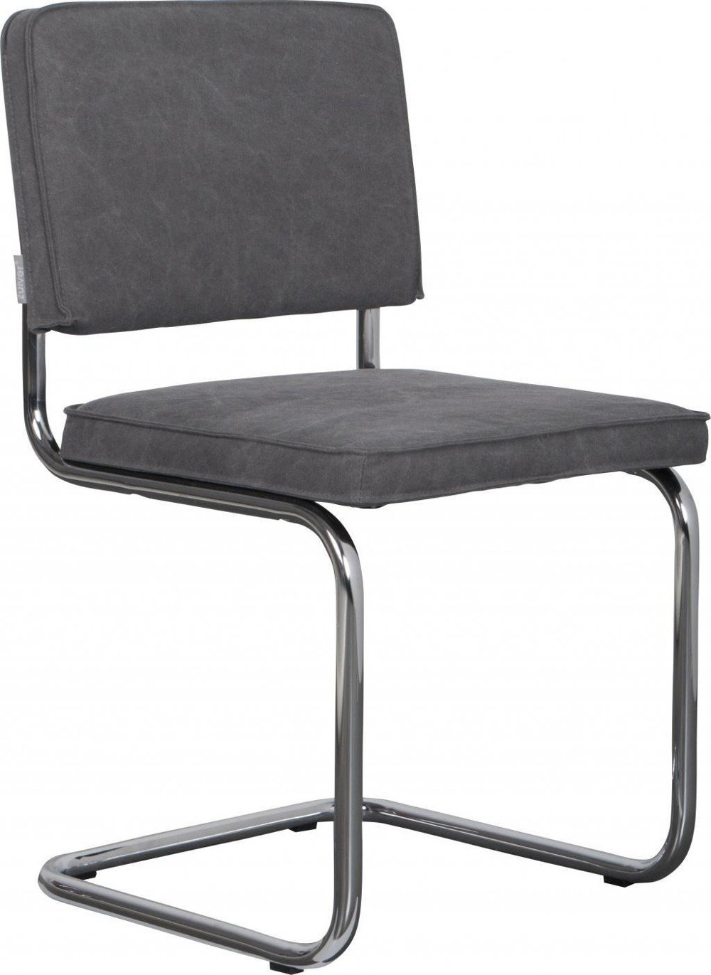 Zuiver :: Chair RIDGE VINTAGE grey