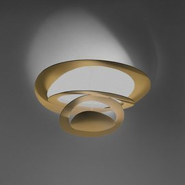 Artemide :: Pirce mini soffitto GOLD
