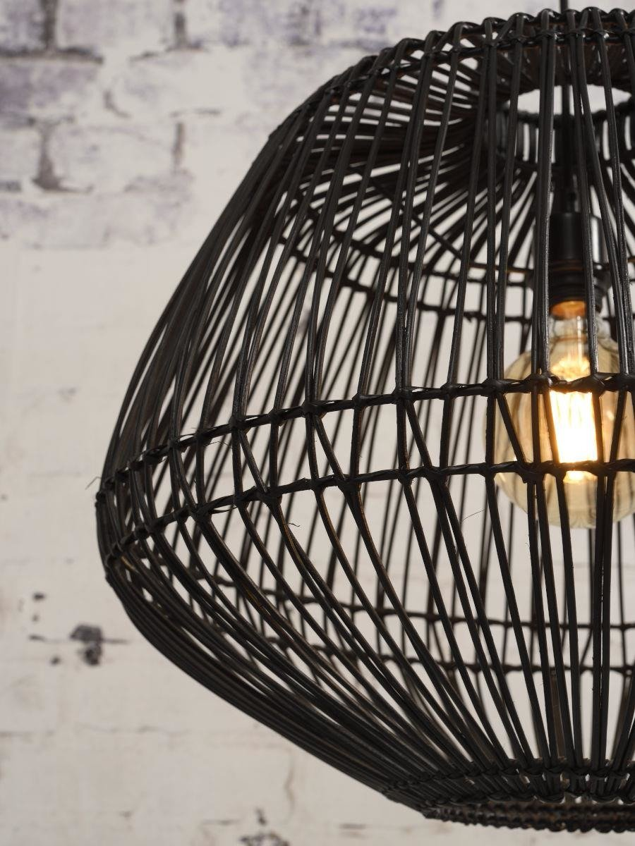 GOOD&MOJO :: Lampa wisząca MADAGASCARH50B czarna