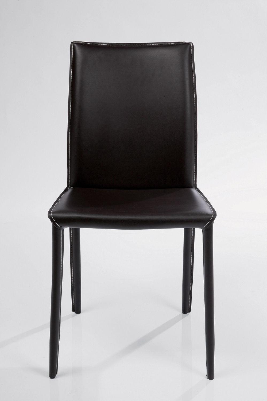 kare design krzes o sk rzane milano black kare design On koro design milano
