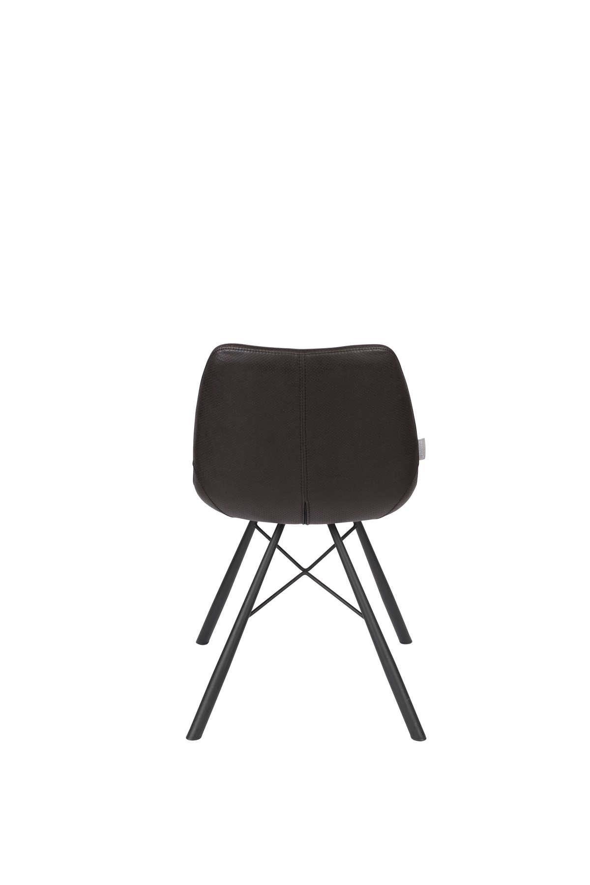 Zuiver :: Krzesło BRENT AIR czarne