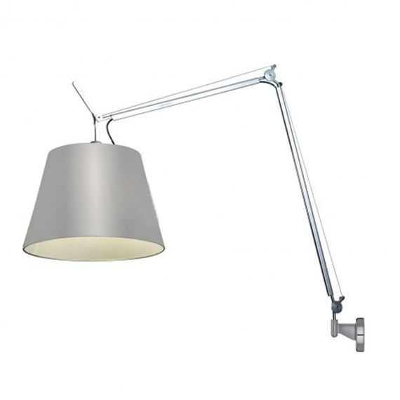 Artemide :: Tolomeo Mega parete (satyna 42) on-off