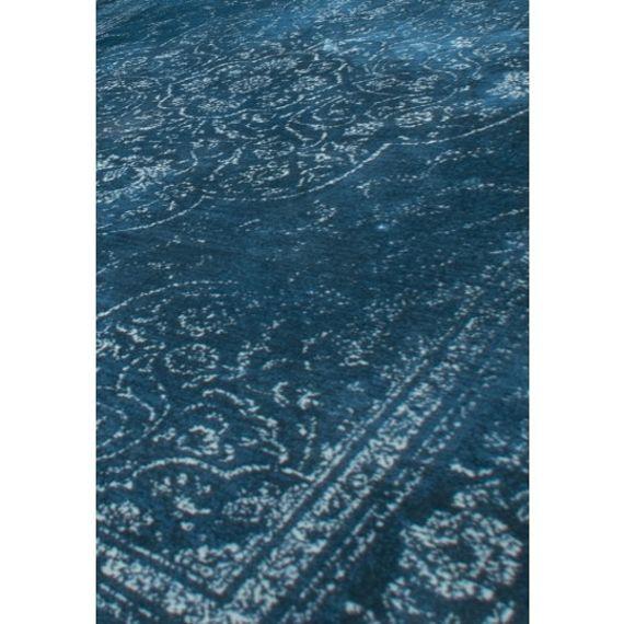 Dodatkowe Dutchbone :: Dywan RUGGED 170x240cm - morski niebieski 6000026 IN13
