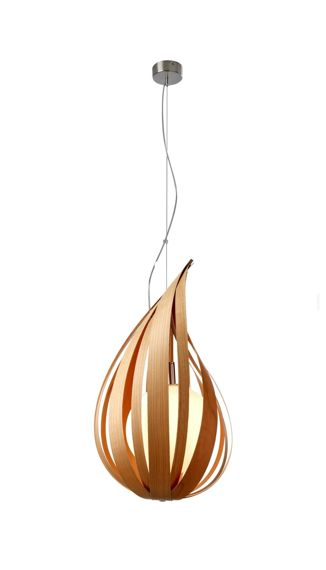 LZF :: Lampa wisząca Raindrop Medium 22x36 cm - kolor do wyboru