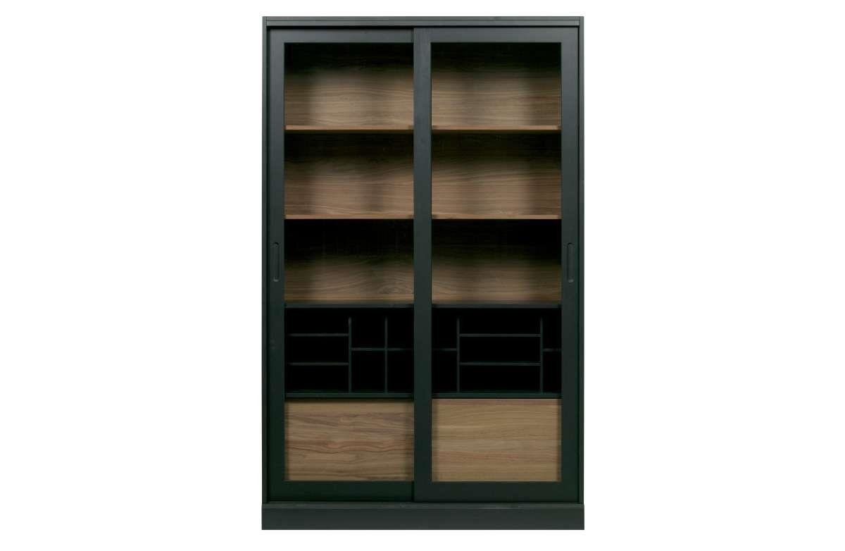 Woood :: James cabinet wood black [fsc]