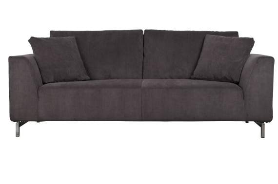 Zuiver :: Sofa Dragon 3-seater Rib Szara